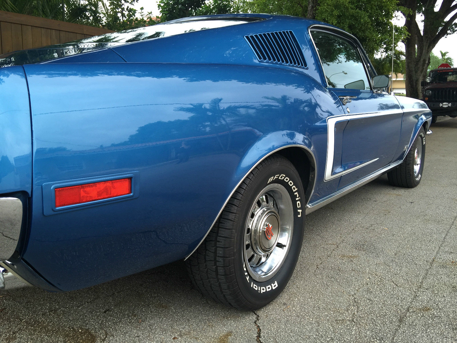 Ford Dealer Miami >> 1968 Ford Mustang GT Fastback S code 390, with Matching ...