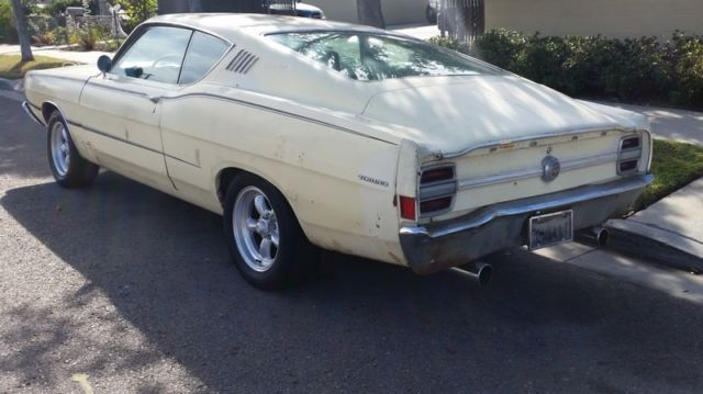 1968 Ford Torino Gt 6 4l 390 Automatic Fastback Rebuilt
