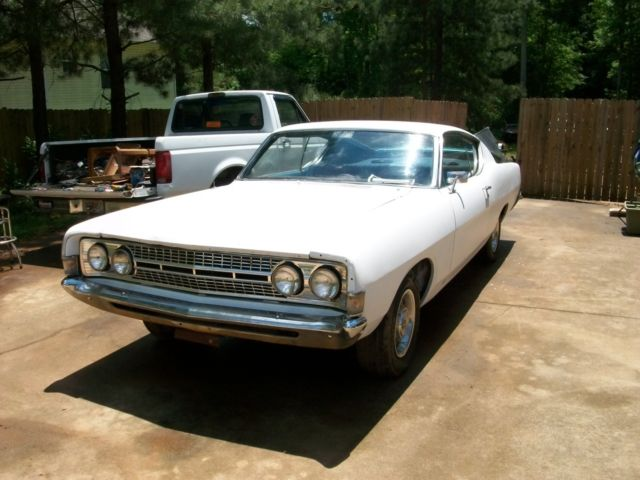 1968 Ford Torino GT Fastback Sports Roof ~ No Reserve