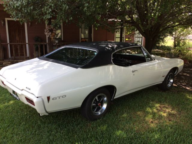 1968 Gto Clone Lemans See Video Classic Pontiac Gto