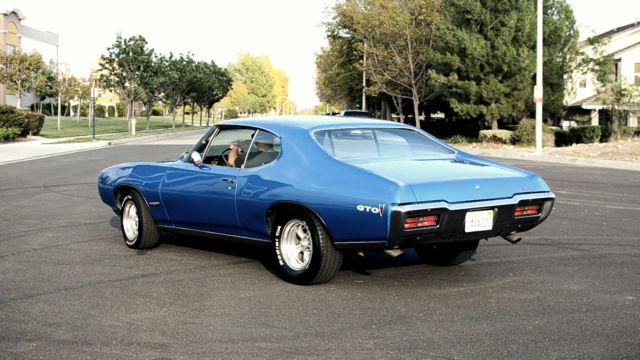 Lost Cars: The Unofficial 1968 Pontiac GTO Ram Air II List ...
