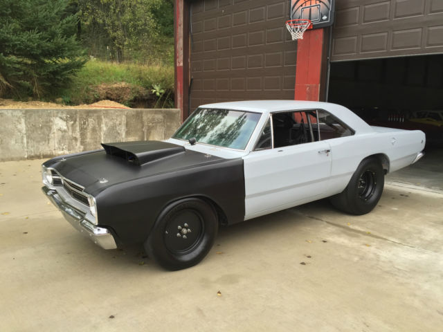1968 Hemi Dart - REAL HEMI 4 SPEED - Factory LO23 - Classic Dodge Dart 1968 for sale