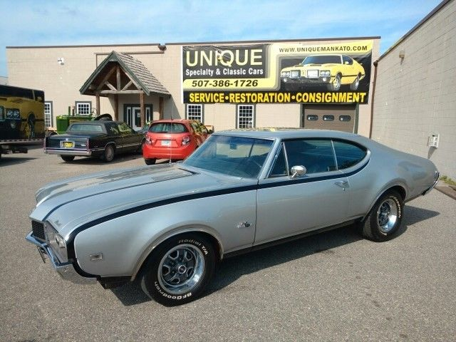 1968 Hurst/Olds with FACTORY AC! TRADES CONSIDERED