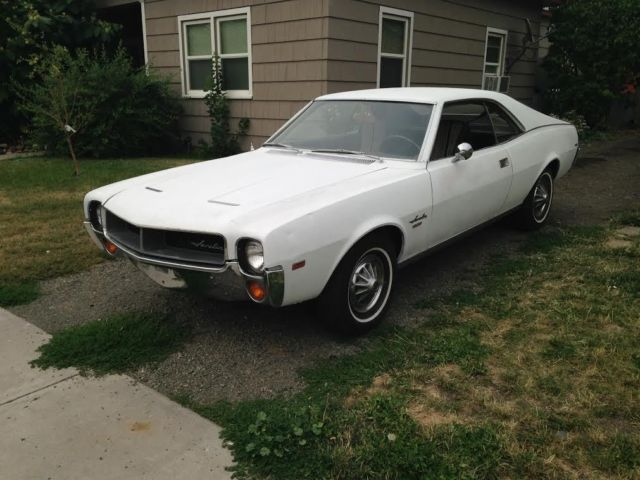1968 Javelin Sst Pony Car Muscle Car Rare Classic Collectable