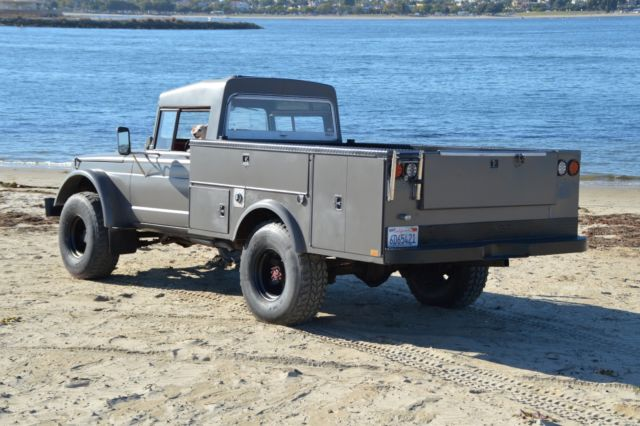1968 Jeep Kaiser M-715 Military Truck - Classic Jeep Other ...