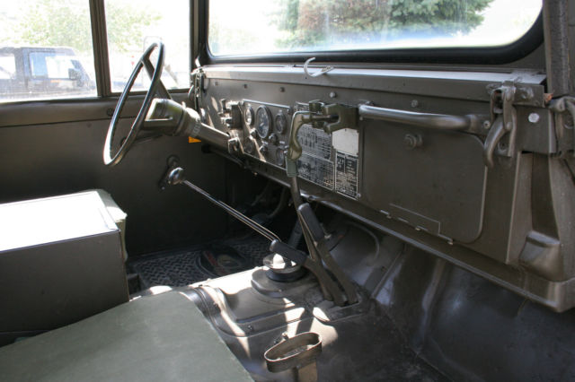 Jeep Kaiser M on 1968 Jeep Kaiser M715 For Sale