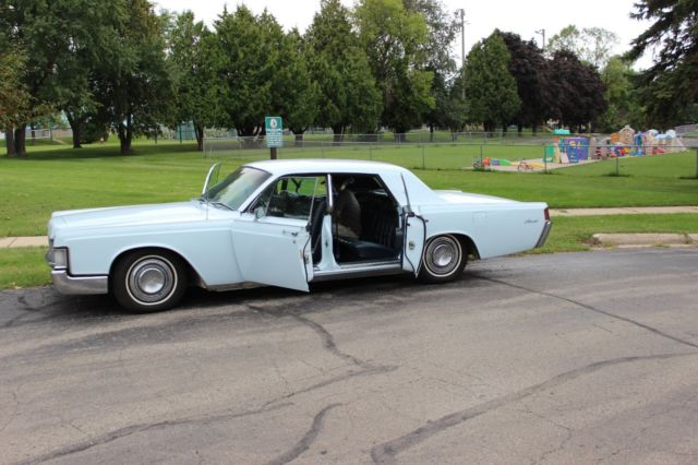1968 lincoln continental with suicide doors classic lincoln continental 1968 for sale. Black Bedroom Furniture Sets. Home Design Ideas