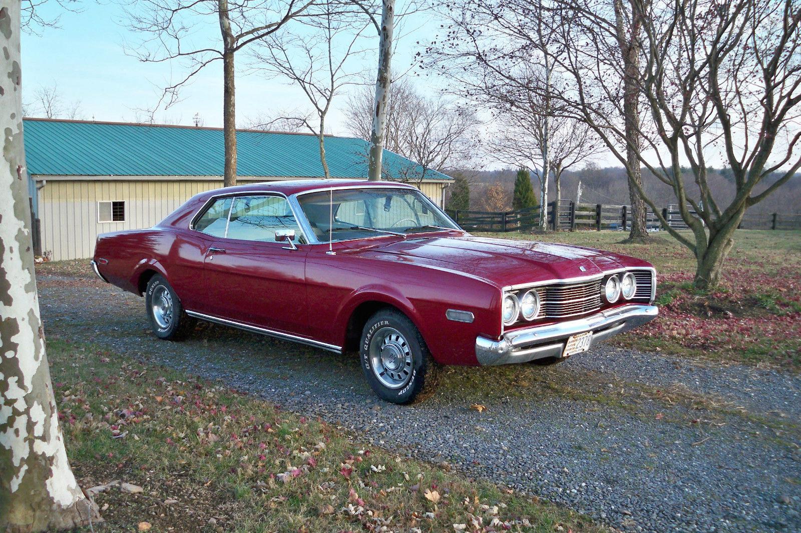Cars For Sale In Arizona >> 1968 Mercury Montego - Classic Mercury Montego 1968 for sale