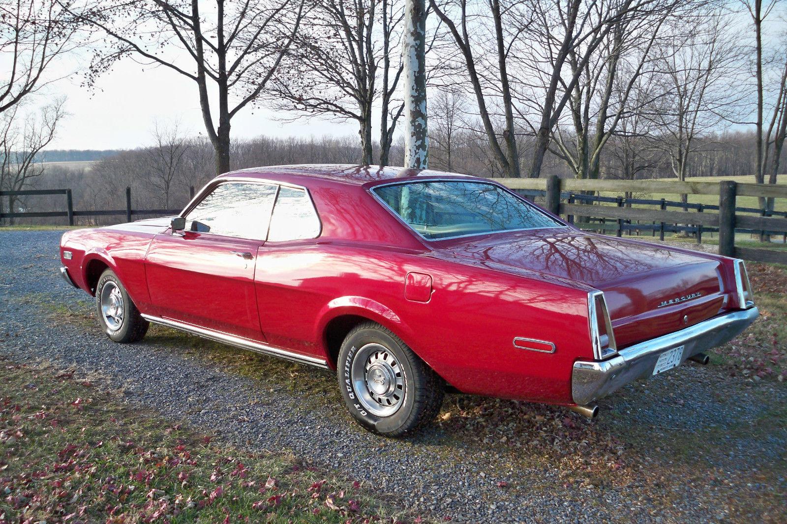 1968 Mercury Montego Classic Mercury Montego 1968 For Sale