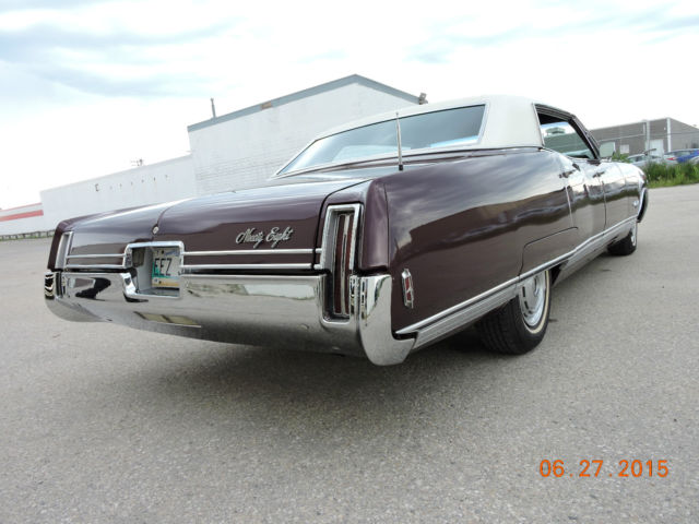 Used Cars For Sale In Winnipeg >> 1968 Oldsmobile 98 Holiday 4 Door Hardtop - Classic Oldsmobile Ninety-Eight 1968 for sale
