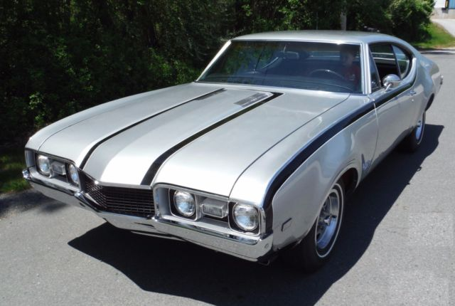 1968 oldsmobile hurst olds   numbers matching 455   one of