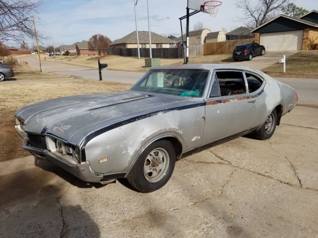 Used Cars Amarillo >> 1968 Oldsmobile Hurst Olds Sports / Post Coupe 1 of 56 W ...
