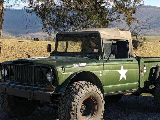 1968 Original Gladiator M715 Jeep Truck In Total Restored Condition Classic Jeep Gladiator 1968 For Sale