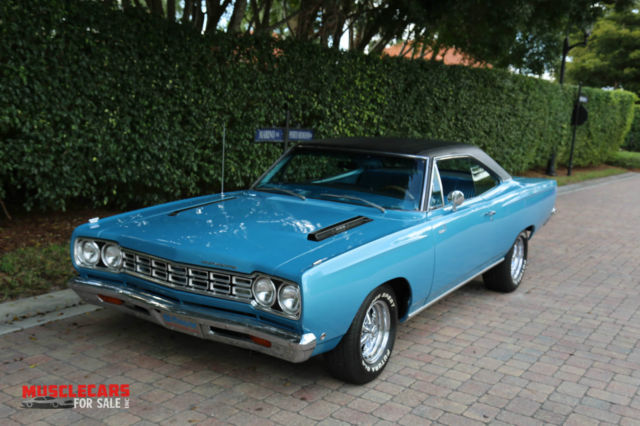 1968 Plymouth Road Runner 440 Hp Classic Plymouth Road