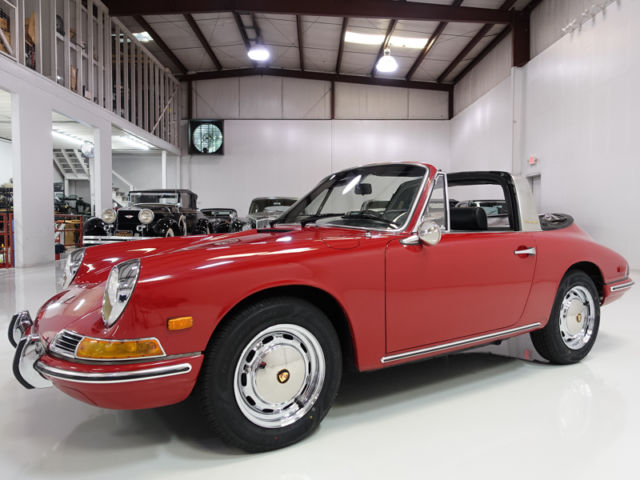 1968 porsche 912 soft window targa just in from socal for 1968 porsche 912 targa soft window
