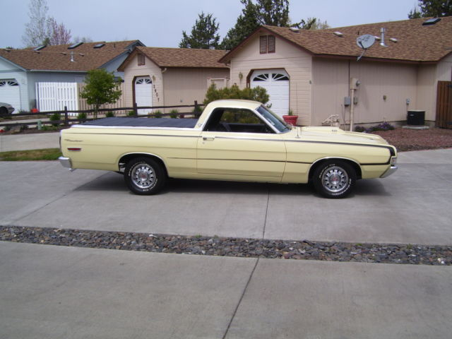 1968 Ranchero Gt Classic Ford Ranchero 1968 For Sale