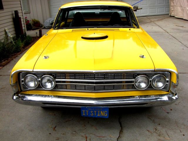 1968 Ranchero Street Strip Cruiser Pro Street Drag Car