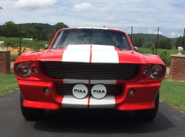 Used 1968 E Ford Mustang Fastback Auto Gt500e Eleanor For Sale .html