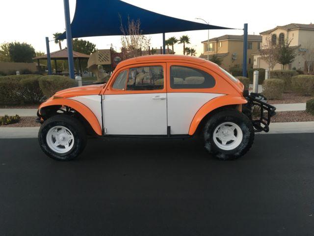 1968 Volkswagen Baja beetle - Classic Volkswagen Beetle - Classic 1968 for sale