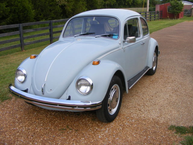 1968 volkswagen beetle automatic stick classic volkswagen beetle classic 1968 for sale. Black Bedroom Furniture Sets. Home Design Ideas