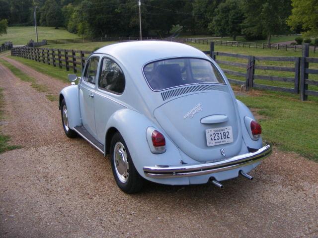 1968 Volkswagen Beetle Automatic Stick Classic