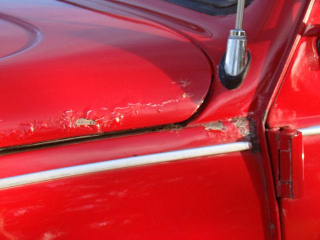 1968 VW Beetle Type 1 - Classic Volkswagen Beetle - Classic