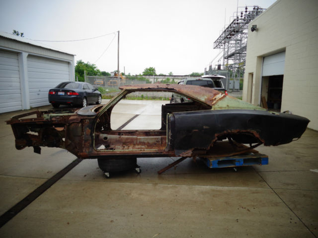 1969 69 Dodge Charger 383 2 Barrel General Lee Project 1968 68 Parts Car 1970 Classic Dodge Charger 1969 For Sale