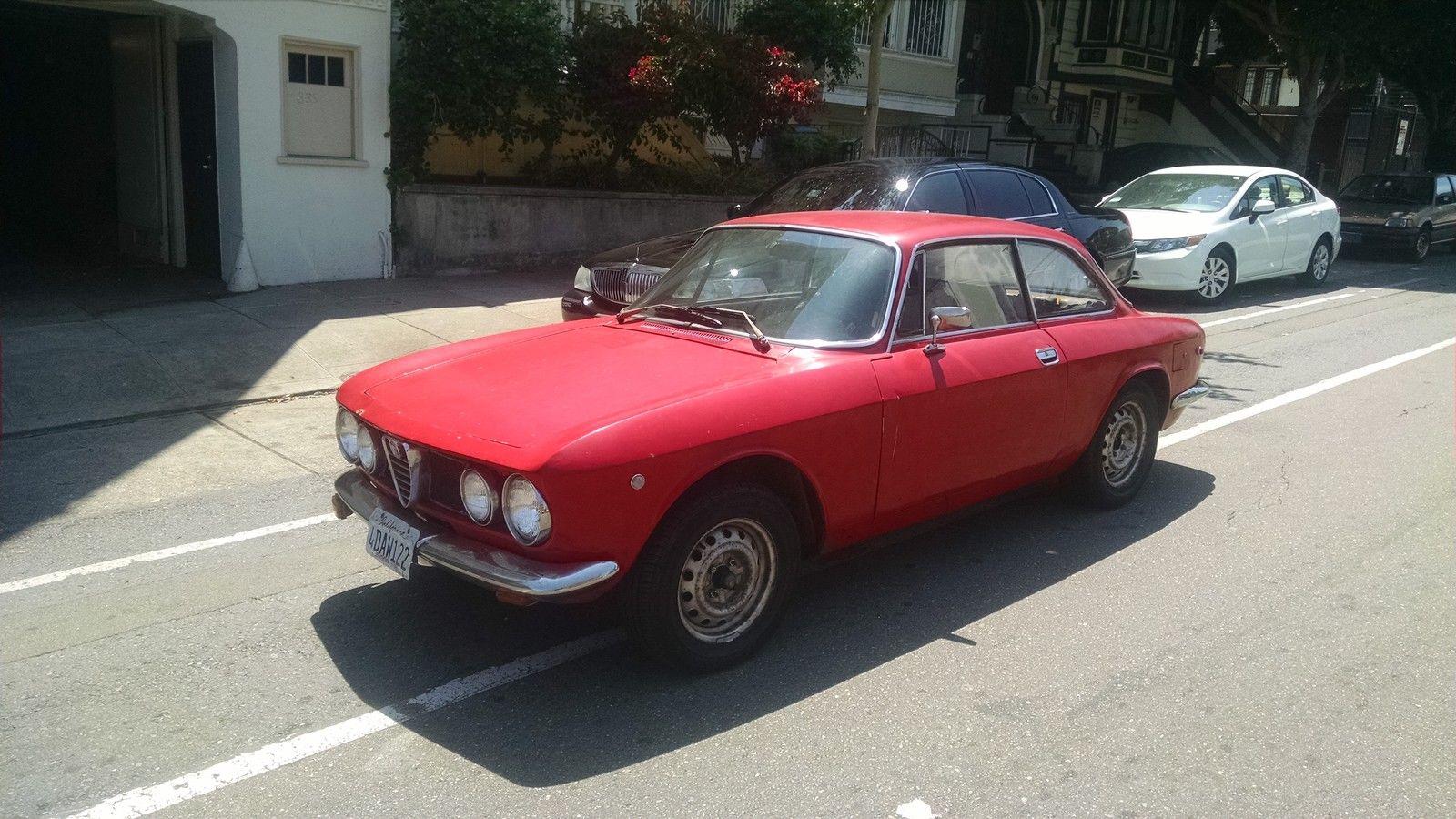 1969 alfa romeo gtv 1750 - classic alfa romeo gtv 1969 for