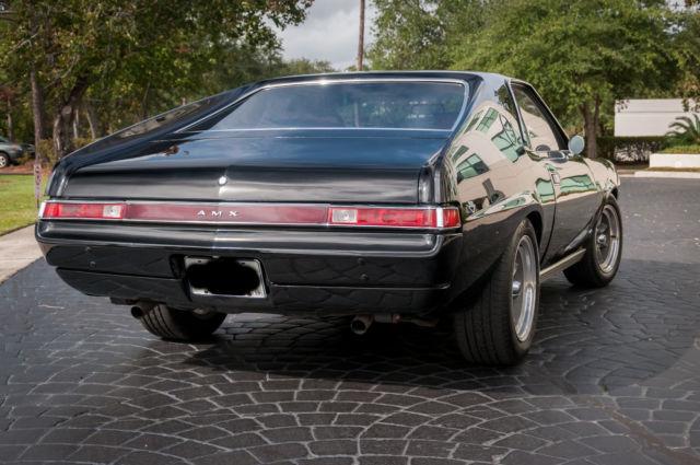 1969 Amc Amx 390 Go Pac