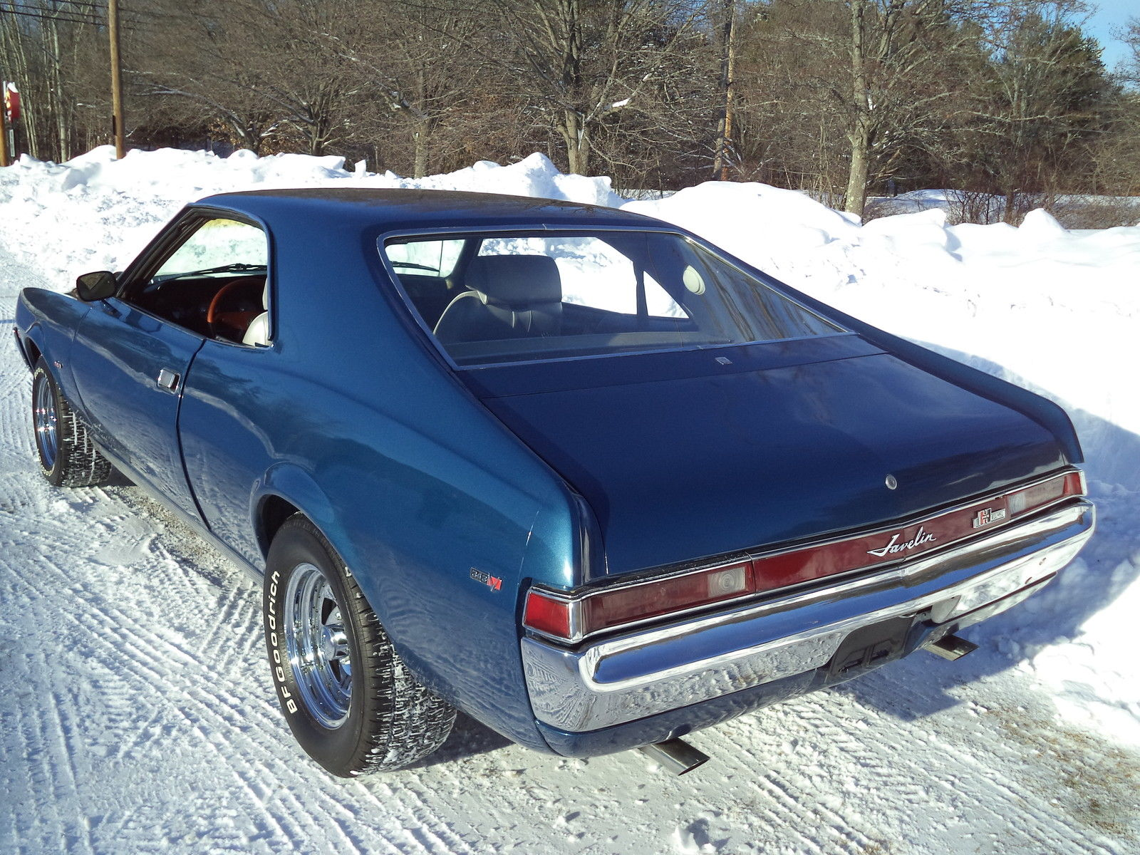 1969 american motors javelin sst v 8 hurst 4speed gorgeous for American classic motors for sale