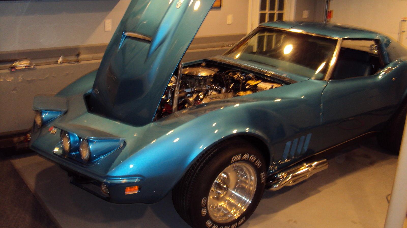 1969 Corvette For Sale >> 1969 Baldwin Motion Corvette - Classic Chevrolet Corvette 1969 for sale