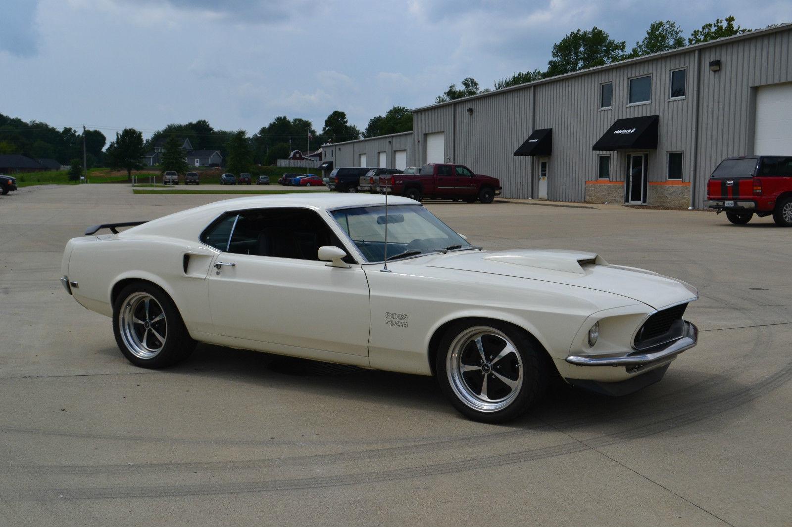 1969 Boss 429 Ford Mustang Kk1634 Classic For Sale