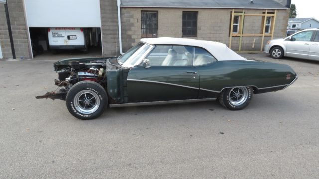 1969 BUICK CONVERTIBLE SKYLARK GS400 STAGE 1 CLONE SEE ...