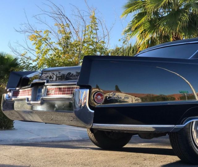 1969 Buick Electra 225 For Sale: 1969 Buick Electra 225 Coupe Big Block 430 4 Barrel