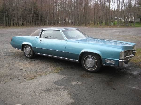 031c85b4c0e 1969 CADILLAC ELDORADO NO RESERVE - Classic Cadillac Eldorado 1969 ...