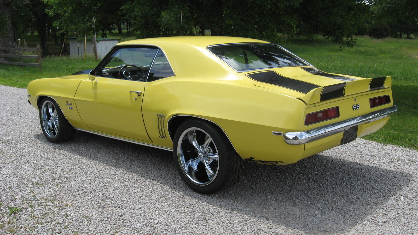 1969 camaro low miles 454 many new parts trans new tires wheels new inside classic. Black Bedroom Furniture Sets. Home Design Ideas