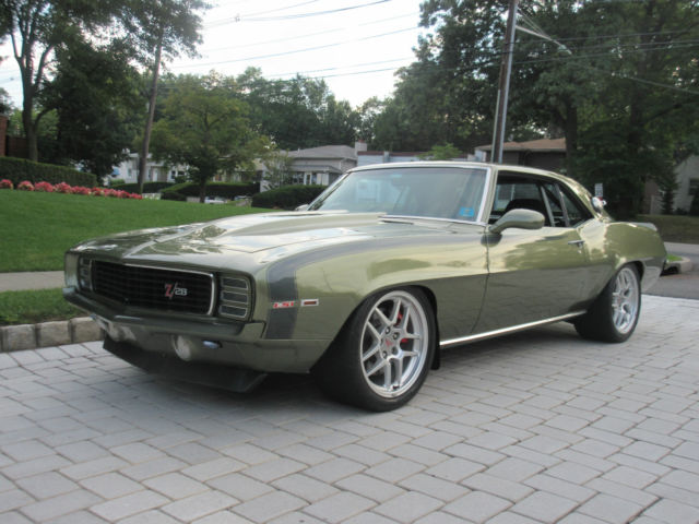 1969 CAMARO- LS1-PRO TOURING-SUPER CHEVY MAG-CORVETTE-HOT ROD 6 SP 1967 1968 - Classic Chevrolet
