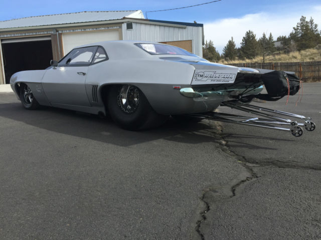 1969 CAMARO PRO MOD, PRO STREET, RACE CAR, STREET LEGAL - Classic