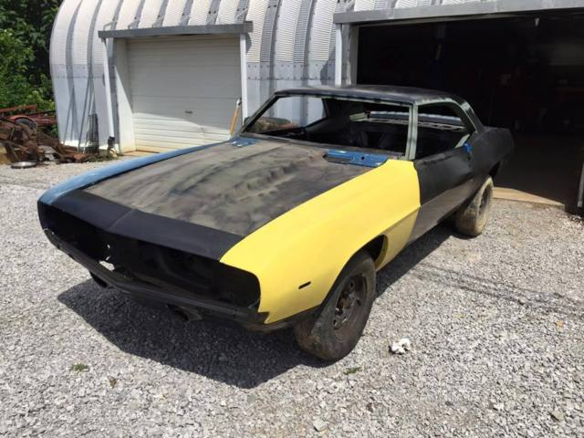 1969 camaro rs ss rolling body dse mini tub 12 bolt rearend new sheet metal classic chevrolet. Black Bedroom Furniture Sets. Home Design Ideas