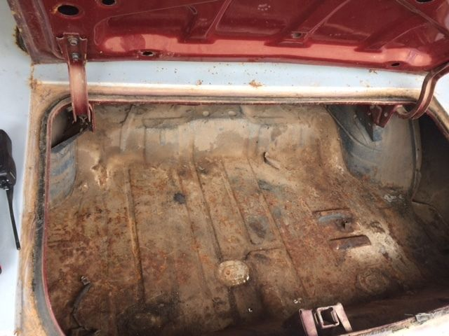 1969 Chevelle Malibu 2dr Coupe Quot Project Car Quot Rolling Body