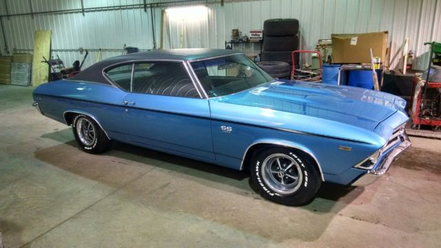 1969 Chevelle SS 396 ALL NUMBERS MATCH - Classic Chevrolet Chevelle