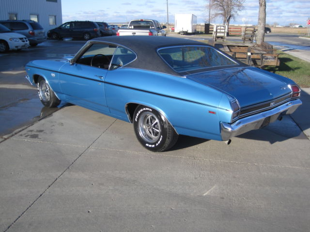 1969 Chevelle SS 396 ALL NUMBERS MATCH - Classic Chevrolet