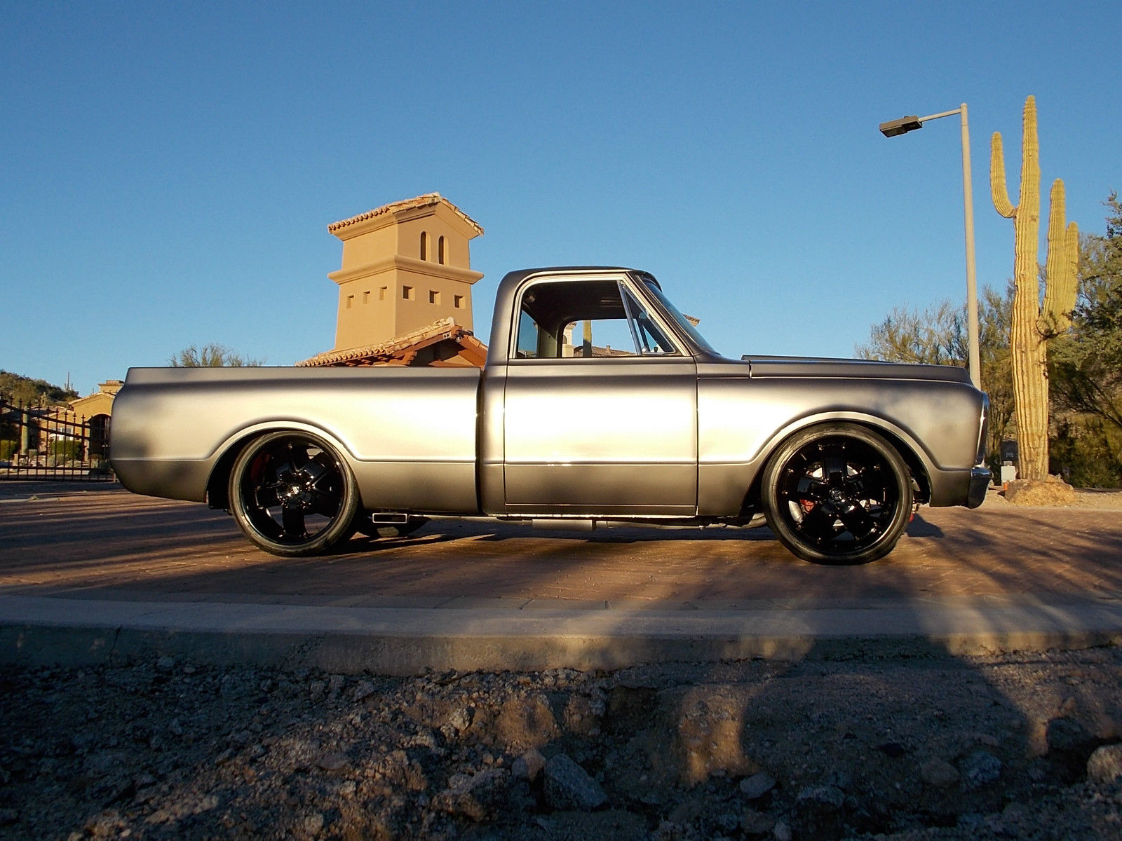 1969 Chevy Truck For Sale >> 1969 Chevrolet C10 454 Pro Touring Full Frame Off ...