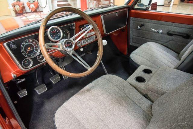 further  furthermore Chevy Panel Van Rod City Garage   Rodcitygarage further  besides Cougar Overhaulin James Herrera. on 1969 chevy c10 truck