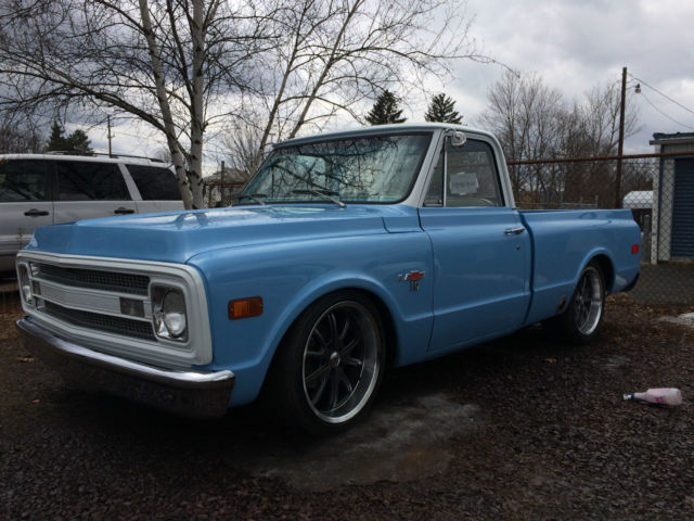 1969 Chevrolet C10 Truck Fleetside Chevy
