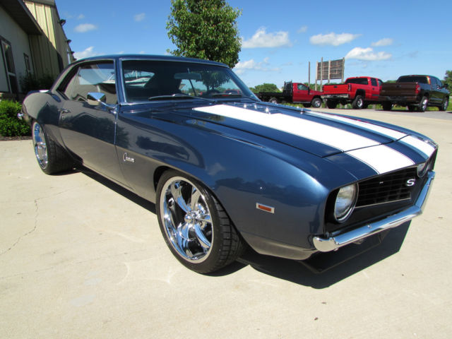1969 chevrolet camaro ss 74 pictures and youtube video classic chevrolet camaro 1969 for sale. Black Bedroom Furniture Sets. Home Design Ideas