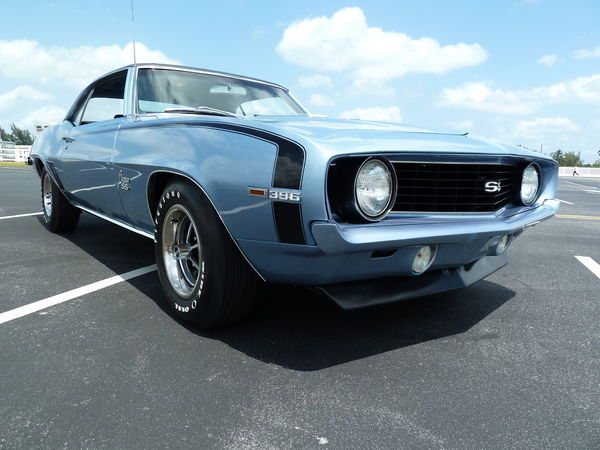 1969 chevrolet camaro ss396 rare numbers matching protec o plate real deal classic. Black Bedroom Furniture Sets. Home Design Ideas