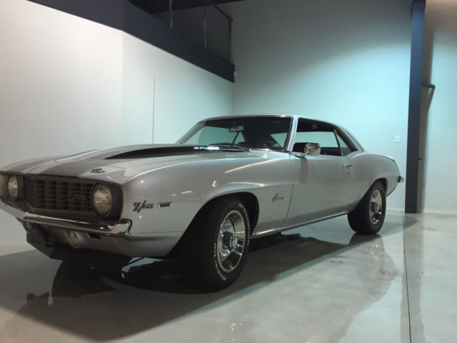 1969 Chevrolet Camaro Z28 Coupe Dz 302 X77 Gm Of Canada