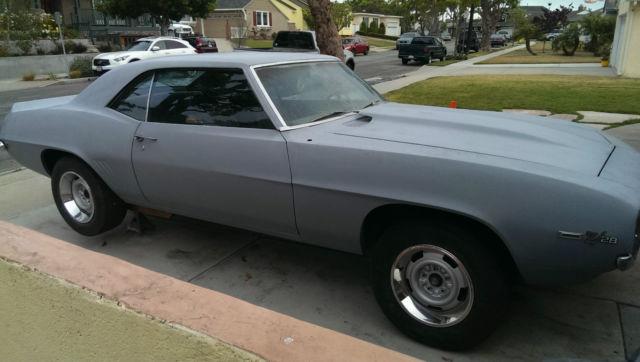 1969 Chevrolet Camaro Z28 Matching Numbers Restoration