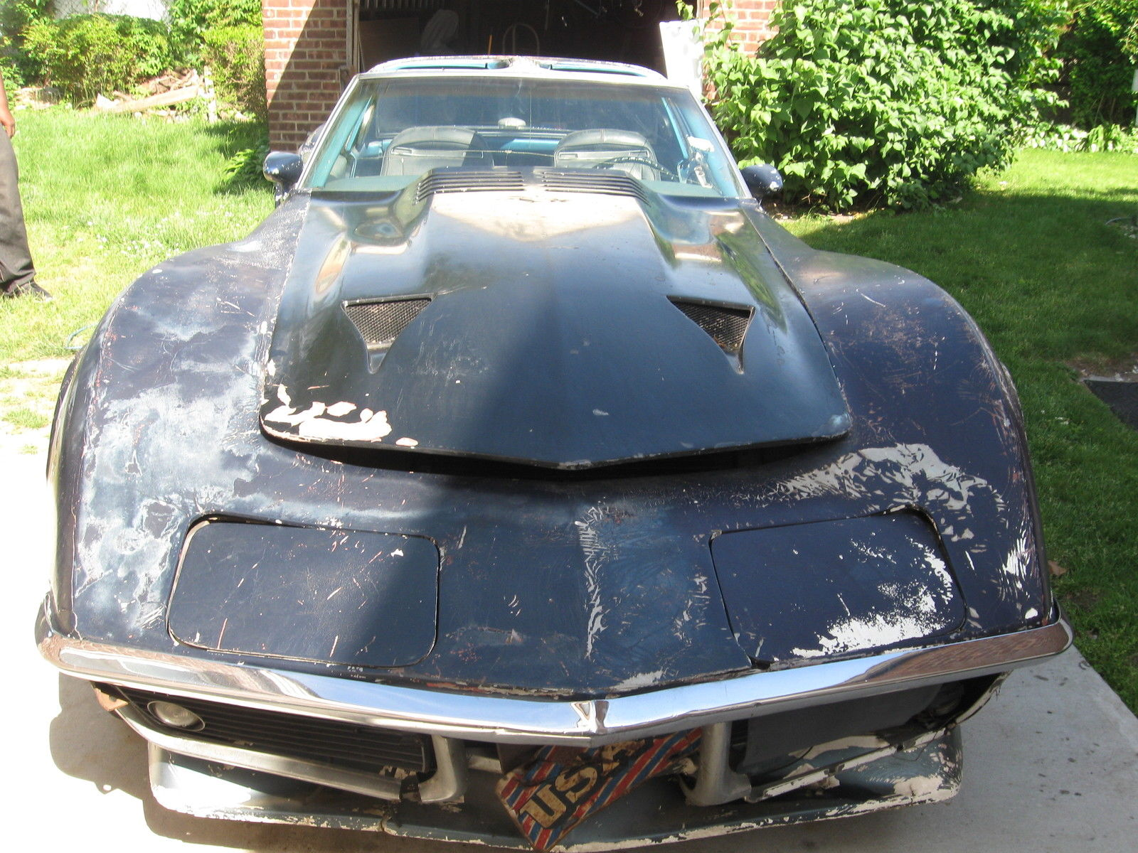 project corvette for sale Browse and bid online for the chance to own a chevrolet corvette c1 at auction with bring a trailer, the home of the best vintage and classic cars online.